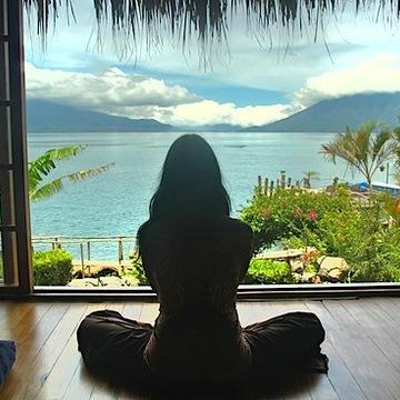 Yoga, Nature, & Culture in Lake Atitlan, Guatemala--An Adventure into the Heart