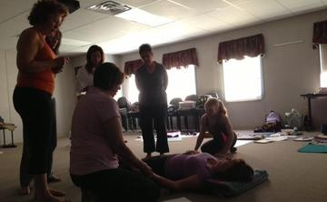 Yoga for Cancer Teacher Training with Yoga Bridge