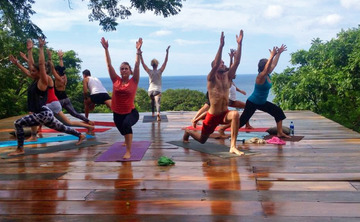 Yoga and Surf Retreat in Nicaragua, February 2017