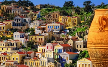 Symi Yoga Retreat