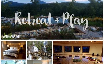 November Wigwam Escape: Retreat + Play