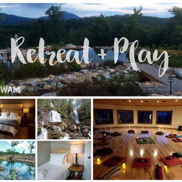 November Wigwam Escape: Retreat + Play