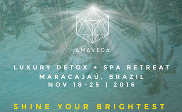 Amaveda Luxury Detox Retreat, Brazil