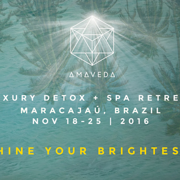 Amaveda Luxury Detox Retreat, Brazil
