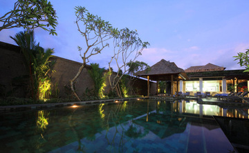 5 Days Luxurious Yoga Retreat in Bali