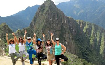 Peru Yoga & Adventure Retreat