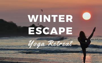 6 Nights Winter Escape Yoga Retreat