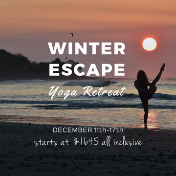 6 Nights Winter Escape Yoga Retreat
