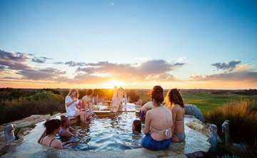 Women's Wish Weekend: Halcyon Hotsprings, British Columbia