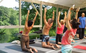 Keshava Radha Yoga Retreat June 2014
