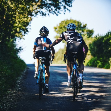 Cycling fitness retreats