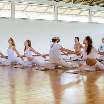 200 HOUR TTC - CERTIFIED YOGA TEACHER TRAINING COURSE IN THAILAND