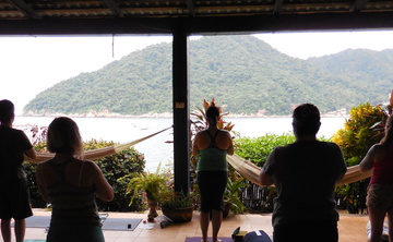 Befriend Yourself! Island Yoga Retreat