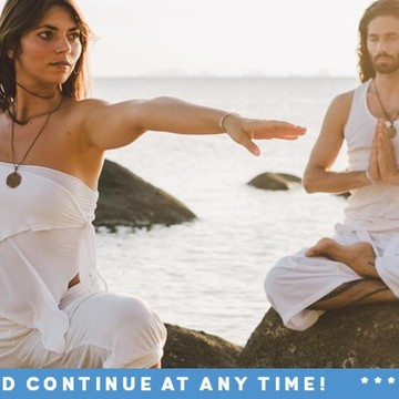 4 weeks Intensive Yoga Course in Thailand - Agama Level 1