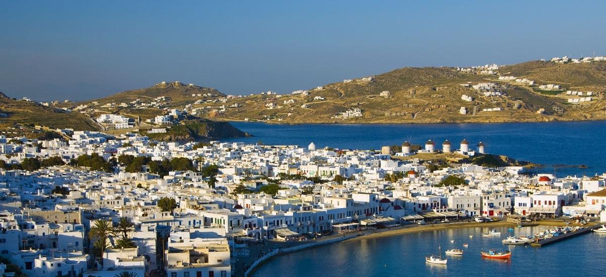 Yoga & Relaxation on the fabulous Greek Island of Mykonos