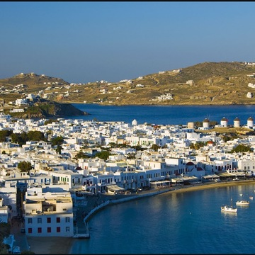 Yoga & Relaxation on the fabulous Greek Island of Mykonos
