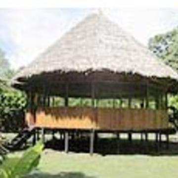 Mapa Té Lodge
