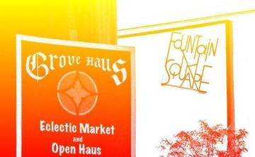 Eclectic Market and Open Haus
