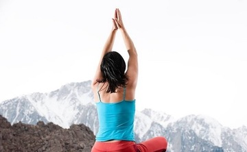 3 Days Lake Louise Fall Yoga Retreats in Alberta