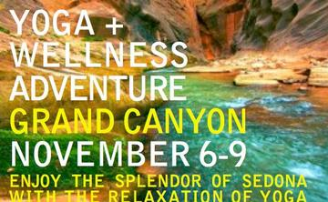 Sedona & Grand Canyon : YOGA RETREAT
