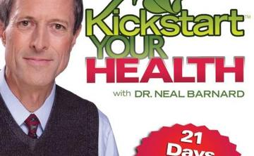 Kickstart Your Health with Dr. Barnard's 21 Day Program