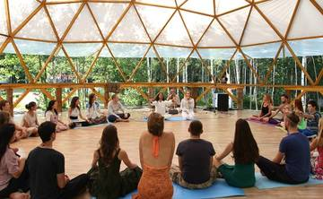 Meditation Teacher Training Certification Course In Rishikesh, India