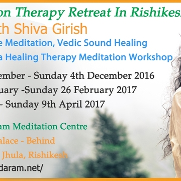 Meditation Therapy Retreat In Rishikesh, India