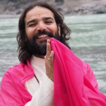 Study of the Sutras and Akhanda Class with Vishva-ji