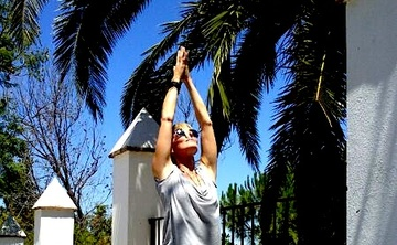 Individual recreative Yoga Retreat at the Costa de la Luz, Andalucía, Spain