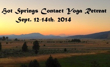 Sierra Hot Springs Contact Yoga Retreat