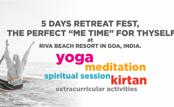 Meet Thyself, Yoga and Meditation Retreat Fest at Goa, India