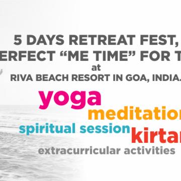 Meet Thyself, Yoga and Meditation Retreat Fest at Goa, India
