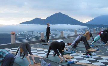 Flowing Through Grace Bali Retreat