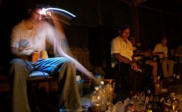 7 Day 5 Ceremony Shamanic Ayahuasca Workshop - Nov 30, 2014