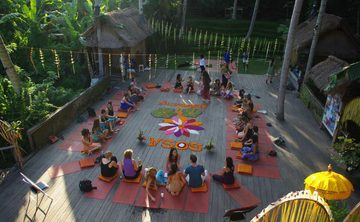 School of Sacred Arts 200hr Yoga Teacher Training in Bali
