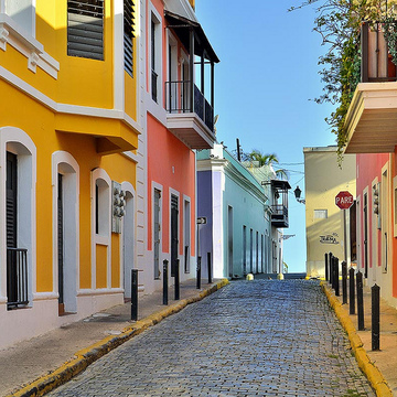 Culture, Yoga, Chill : San Juan, Puerto Rico