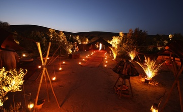 Marrakech Desert New Year Retreat, Morocco - Coming Into Your Senses