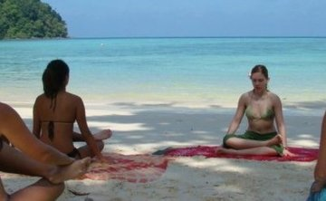 Thai Yoga Massage Retreat in Southern Thailand