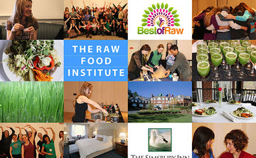 The Raw Food Institute Live Immersion Detox Retreat