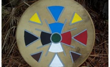 Cherokee Chakra Loop Fire Breathing Meditation