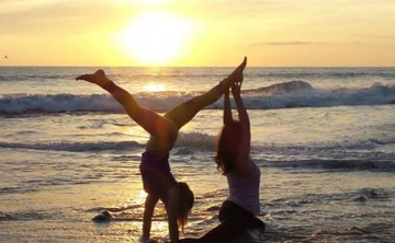 Day Yoga ~ Costa Rica Yoga Teacher Training 200hr