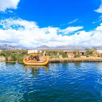 Cusco, Machu Picchu & Lake Titicaca Tour