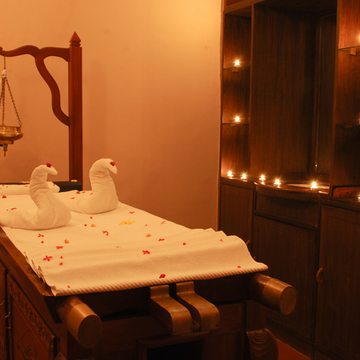 Ayurvedic Indian Detox Retreat