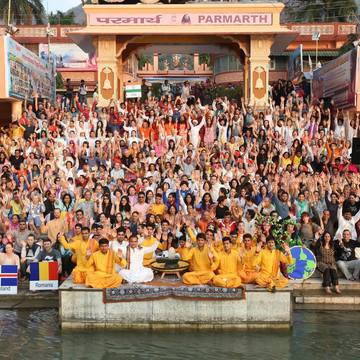 The International Yoga Festival, Rishikesh - Anahata Retreats