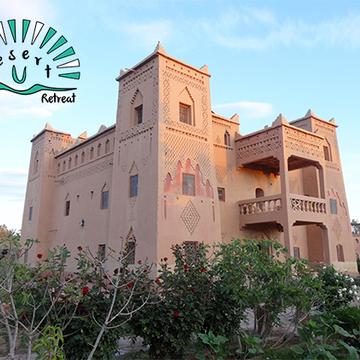 Desert U Retreat: Chakra Flow Easter - Sahara Desert, Morocco
