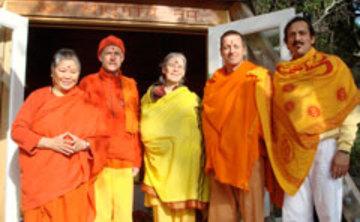 Sivananda Ashram Yoga Farm Seva Study