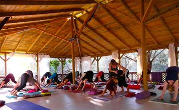 Summer 2017 Yoga Retreat at Huzur Vadisi