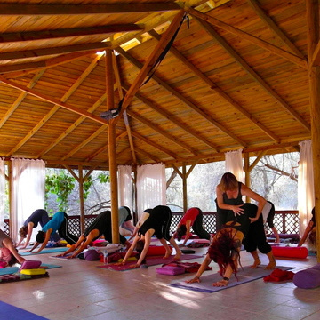 Summer 2017 Yoga Retreat at Huzur Vadisi