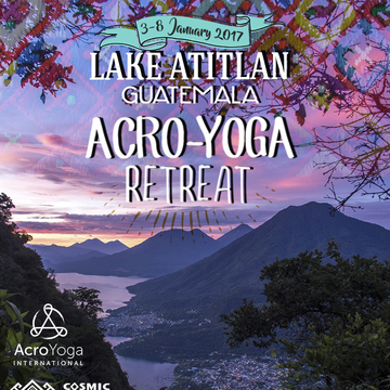 AcroYoga Retreat - Dream Your Flow