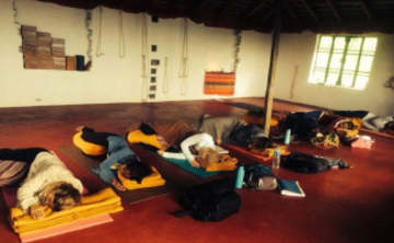 Prenatal and Postnatal Yoga teacher training in Restorative Yoga